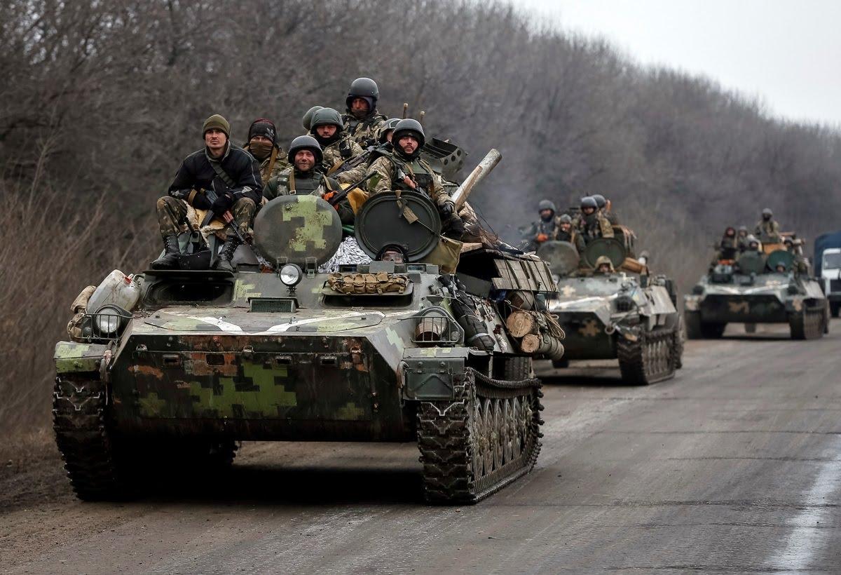 Украина не осилит войну на Донбассе и в Крыму, - Кривонос