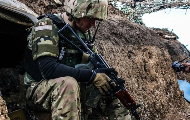 Боевики нарушили новогоднее перемирие, обстреляв Светлодарскую дугу— Штаб АТО