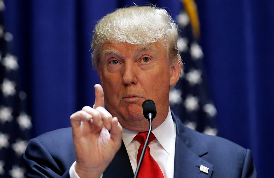 В США начался процесс импичмента Дональда Трампа