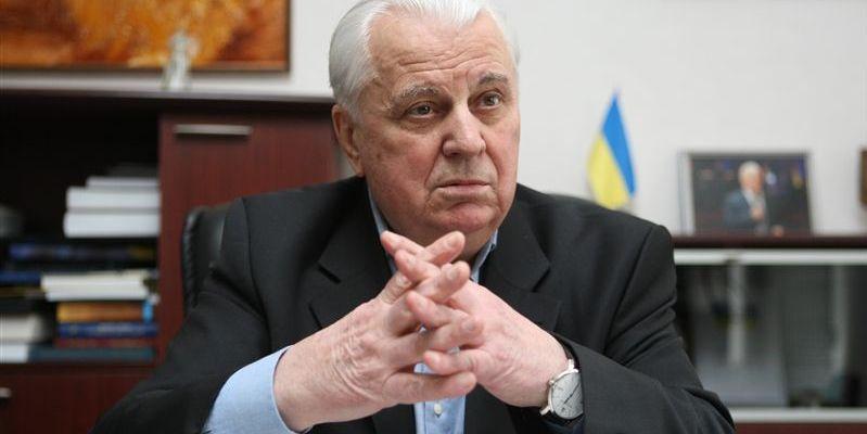 Словами агрессора убедить нельзя, надо действовать, – Кравчук