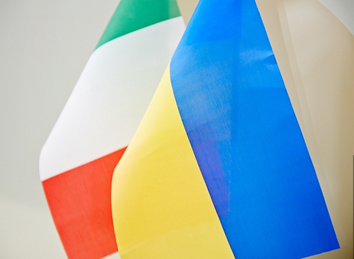 италия-украина