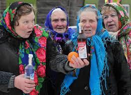 Беларусь алкоголь