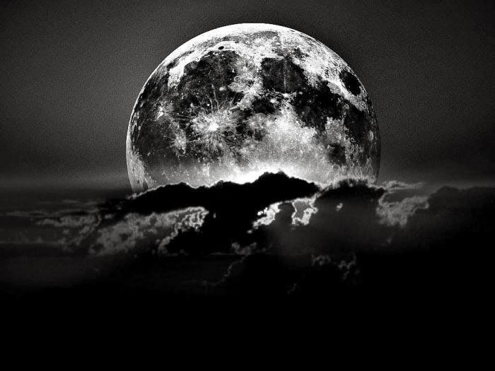 Черная Луна на Хэллоуин