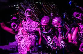 Вечеринка Хэллоуин