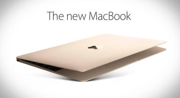 новый макбук