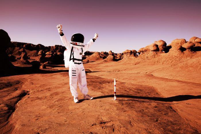 Люди высадятся наМарс к 2032г. — Ученые