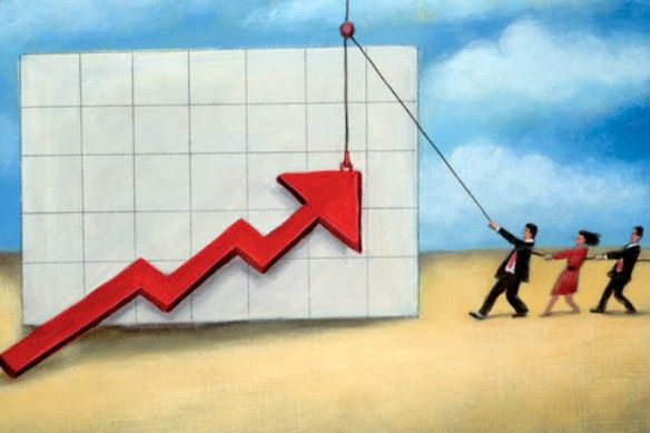ВУкраинском государстве квартальный ВВП вырос на1,8%