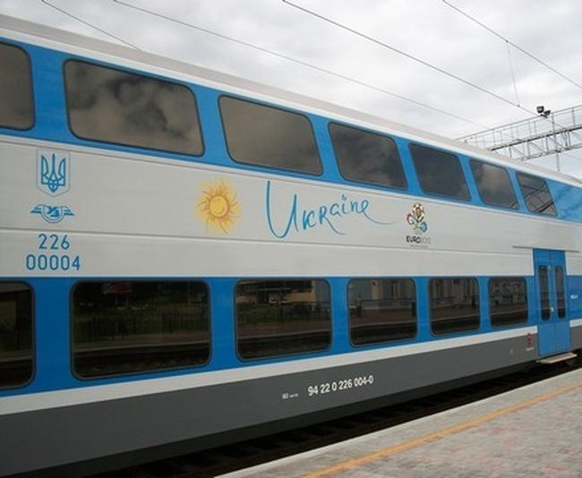 В вагоне поезда Винница-Харьков обнаружили мертвого человека