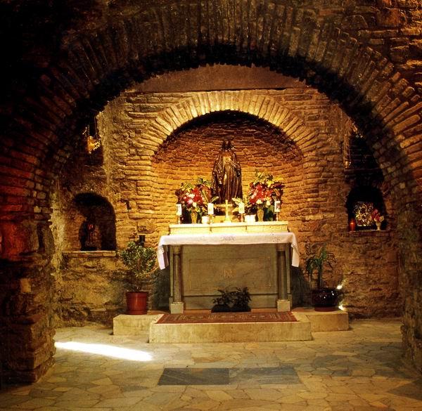 Дом Пресвятой Девы Марии (Эфес).