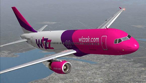 Wizz Air откроет рейсы из украинской столицы вКопенгаген иНюрнберг
