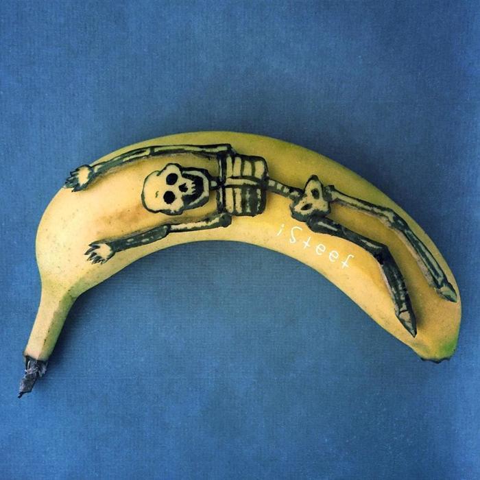 банан3