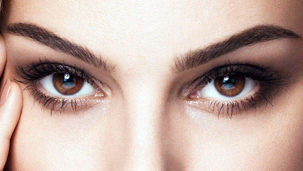 карые глаза