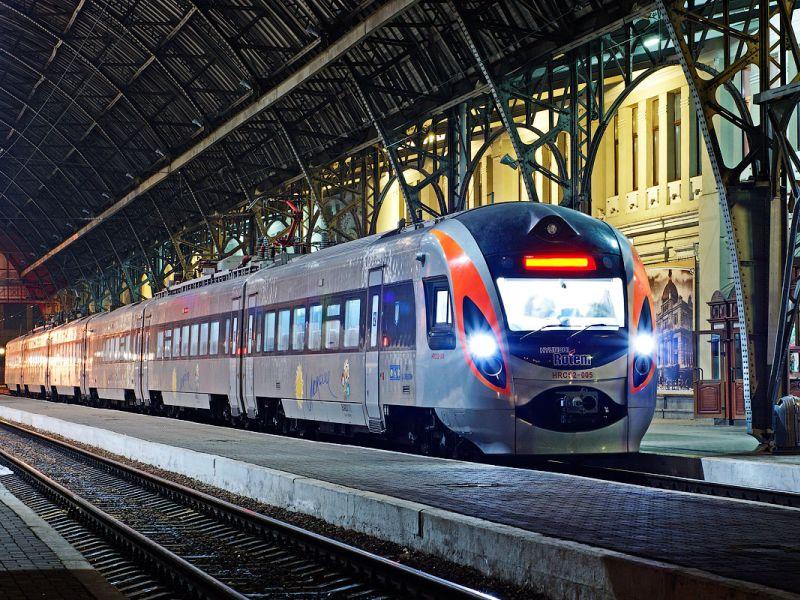 киев пшемысль первый поезд