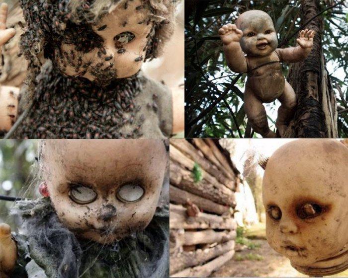 мексика остров кукол