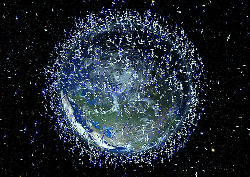 Япония испытывает инновационный «магнитный ограничитель» для замедления космического мусора