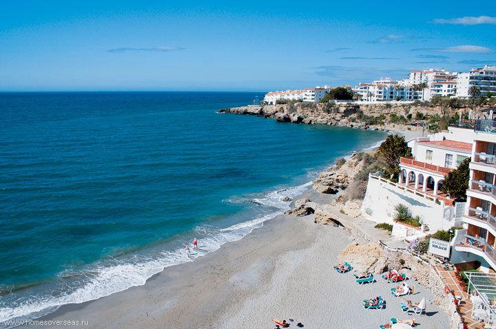 Южное побережье испании курорты
