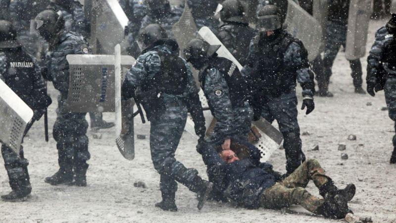 РФ отказала Украине взадержании прежнего командира киевского «Беркута» Кусюка
