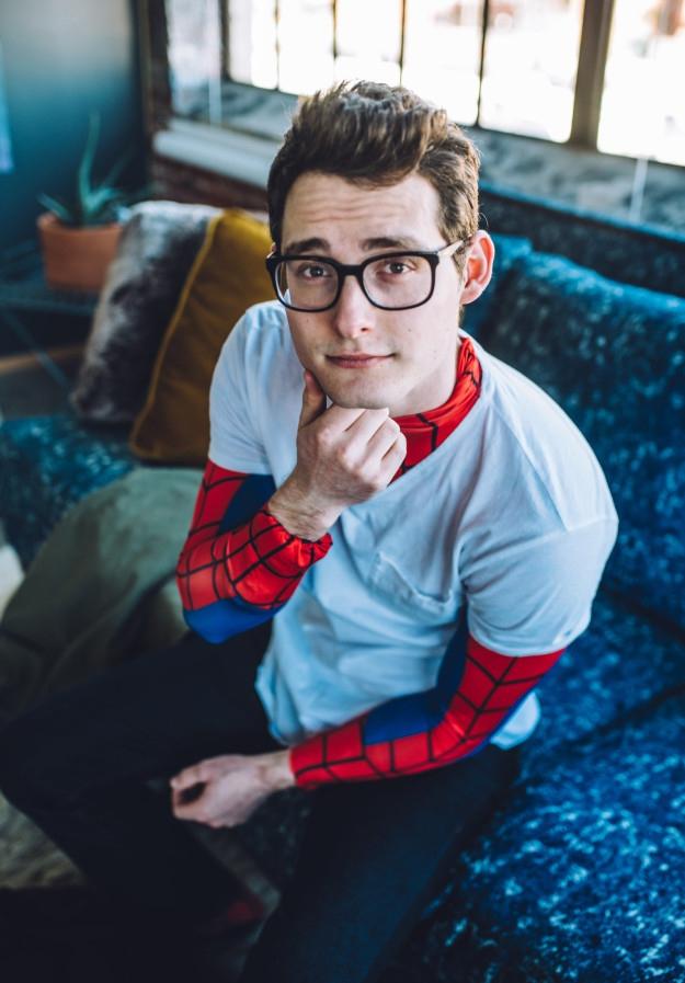 человек-паук10