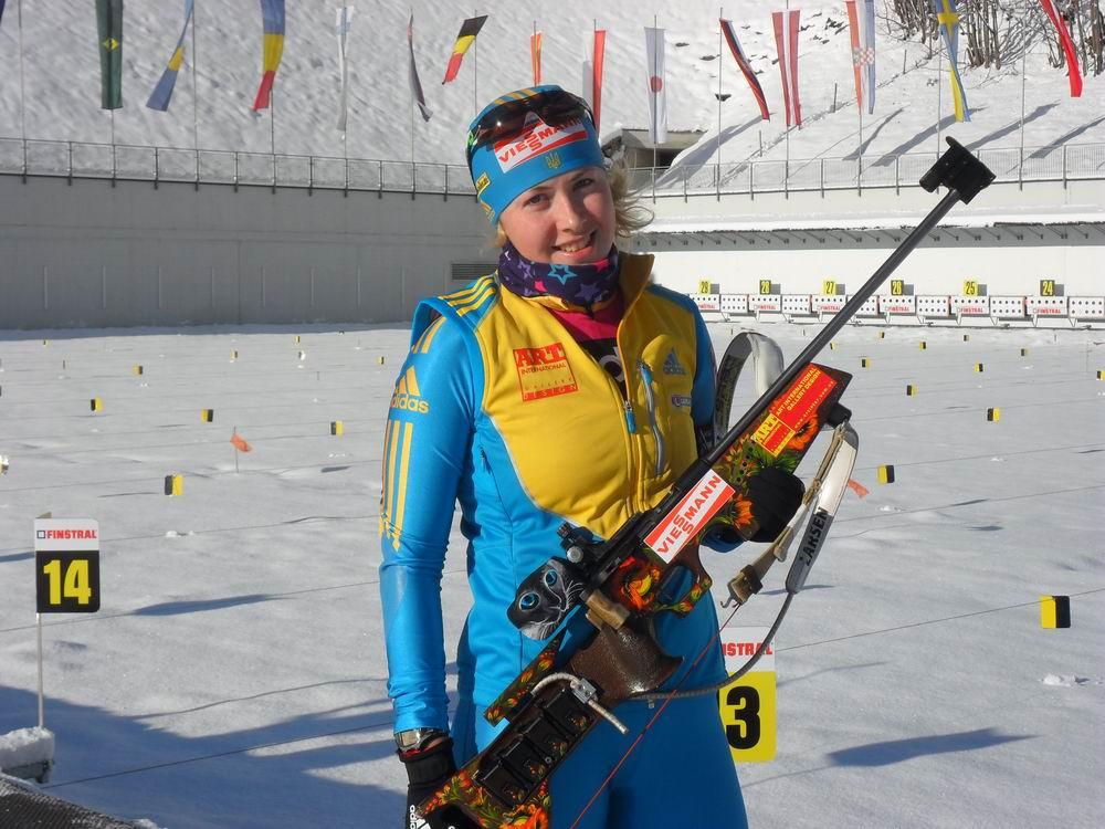 Юлия Джима выиграла бронзу этапа Кубка мира