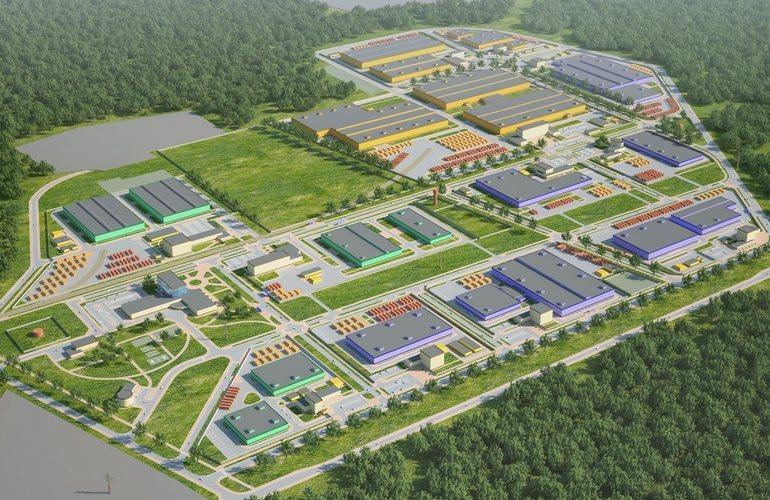 индустриальнй парк