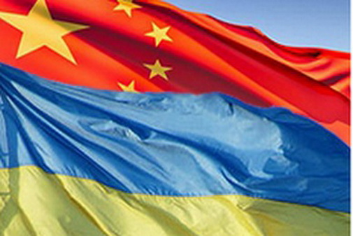 китай украина