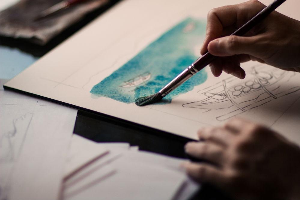 Картина или фотография