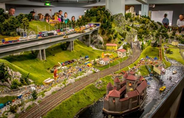 Музей Miniatur Wunderland