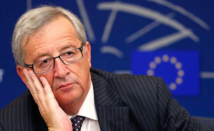 Президент Еврокомиссии Жан-Клод Юнкер2