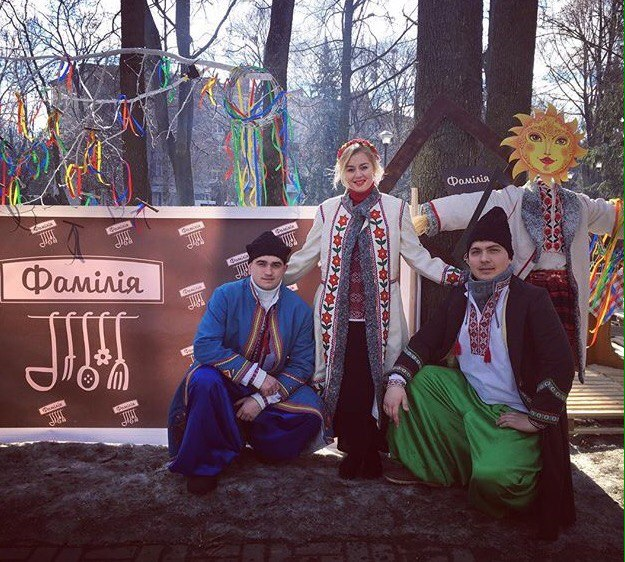 фестиваль уличной еды в Хмельницком