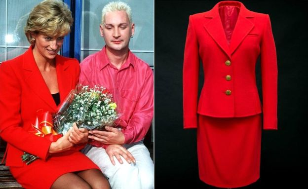 королевская униформа