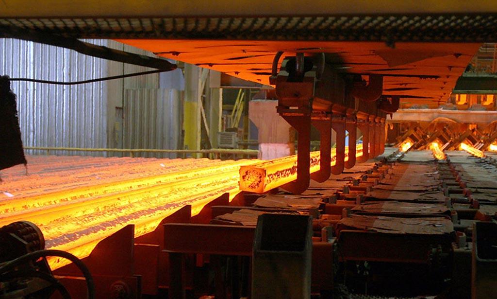Квадратная стальная заготовка, металлургия Украины