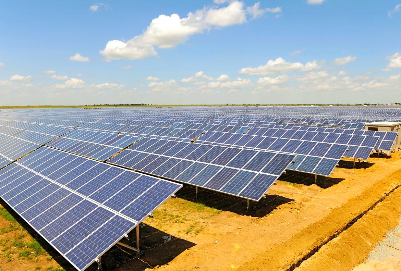 солнечные электростанции 2
