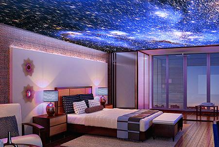 звездное небо дома