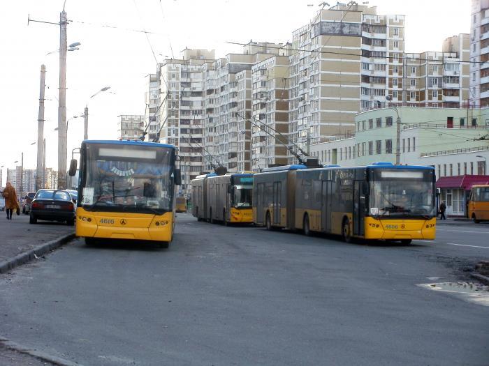 30 троллейбус