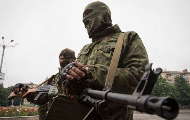 ДНР боевики