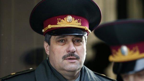 Генерал-майор Виктор Назаров