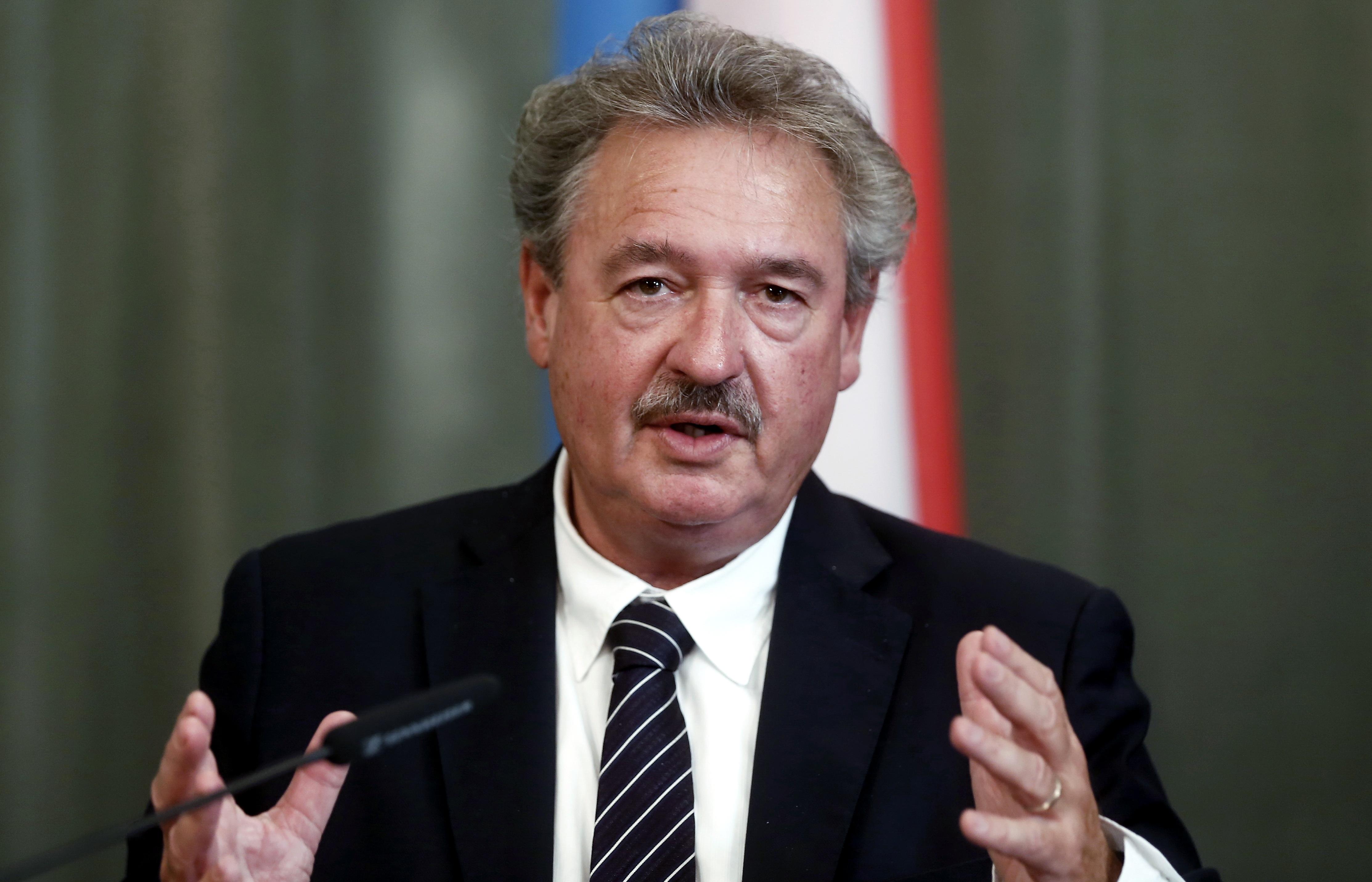 Руководитель МИД Люксембурга отправится взону АТО наДонбассе