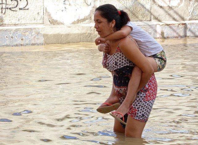 наводнение жертвы