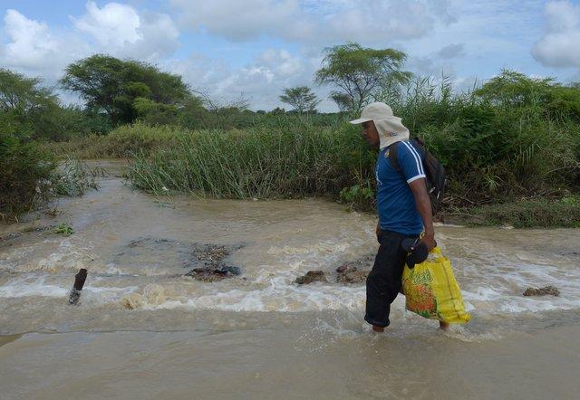 наводнение перу