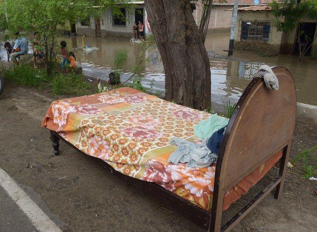 наводнение условия
