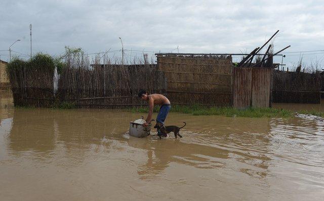 наводнение в мире