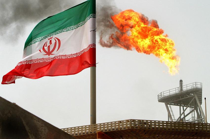 нефть из Ирана уже поступила