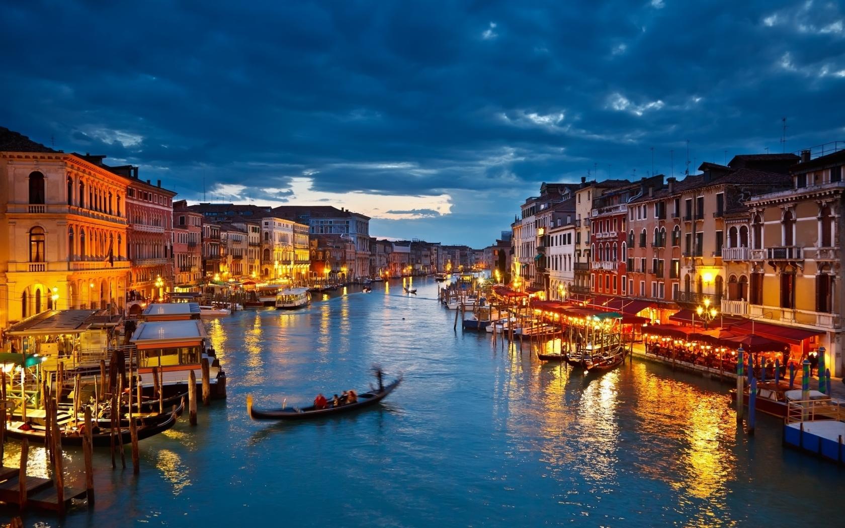 Через 80 лет Венеция может на100% уйти под воду— ученые