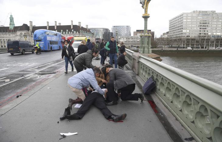 теракт на мосту