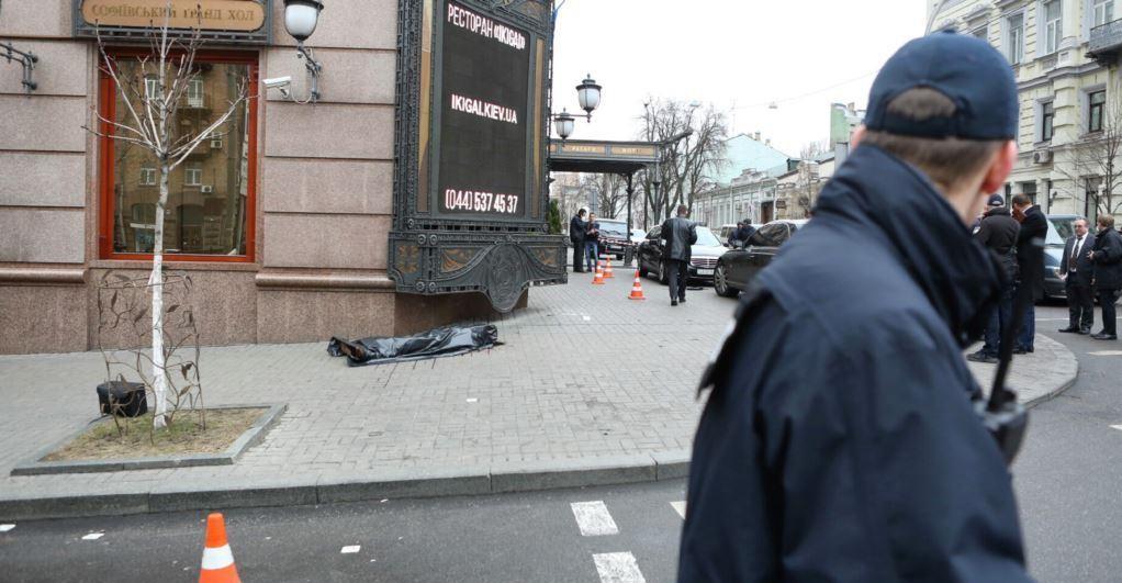 убитый Вороненков