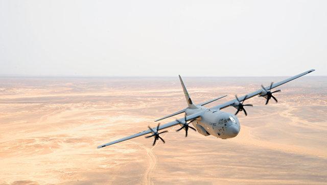 военно-транспортные самолеты C-130J