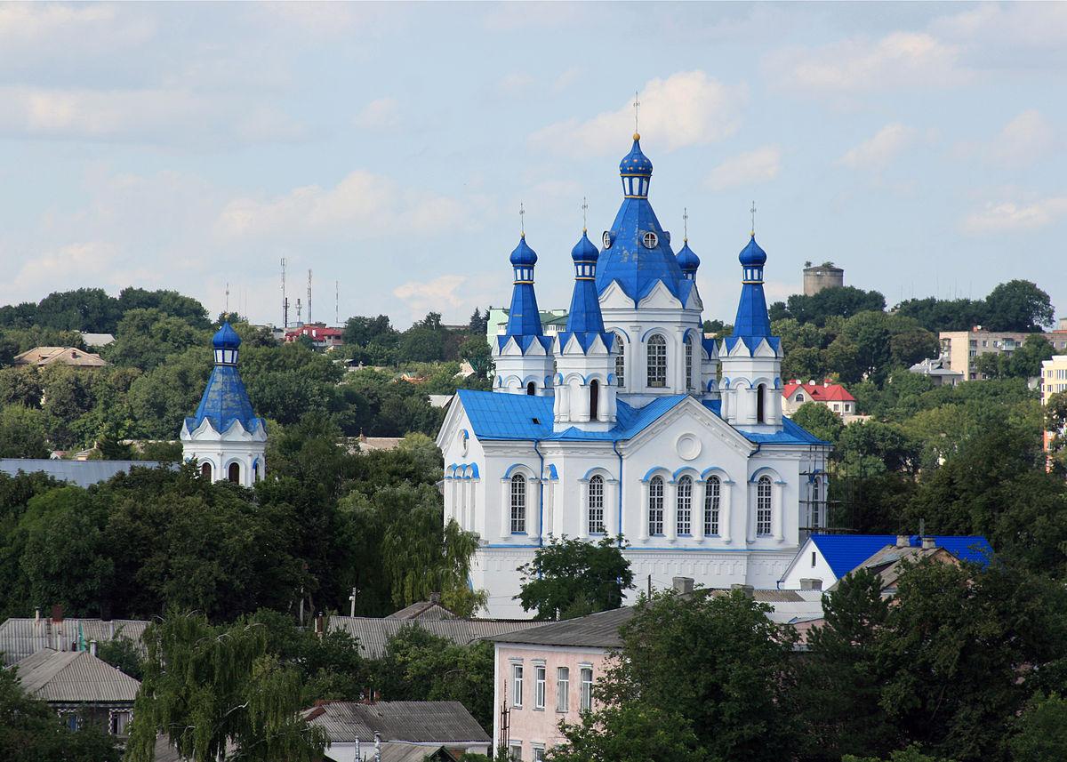 Георгиевскую церковь