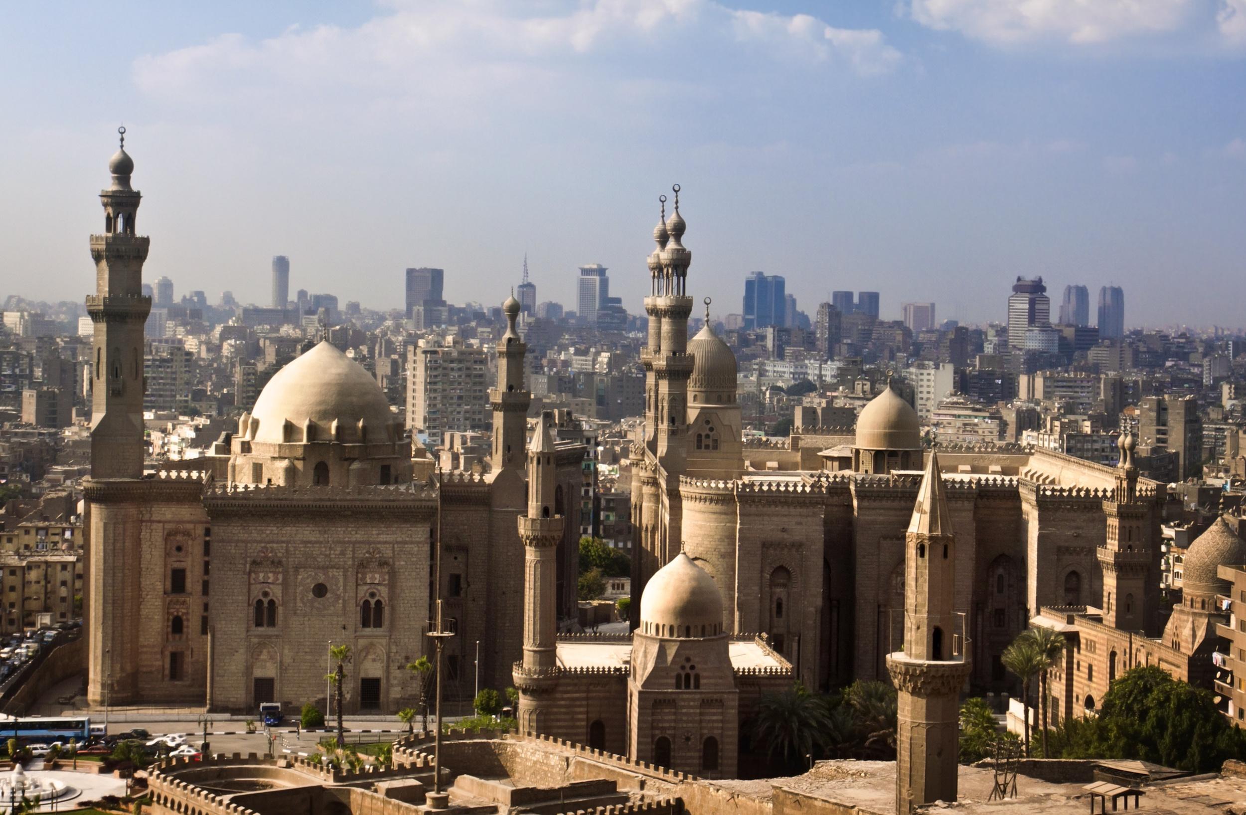 Каир, Египт