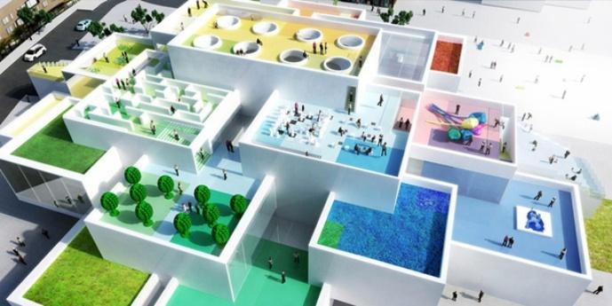 Lego House, Дания