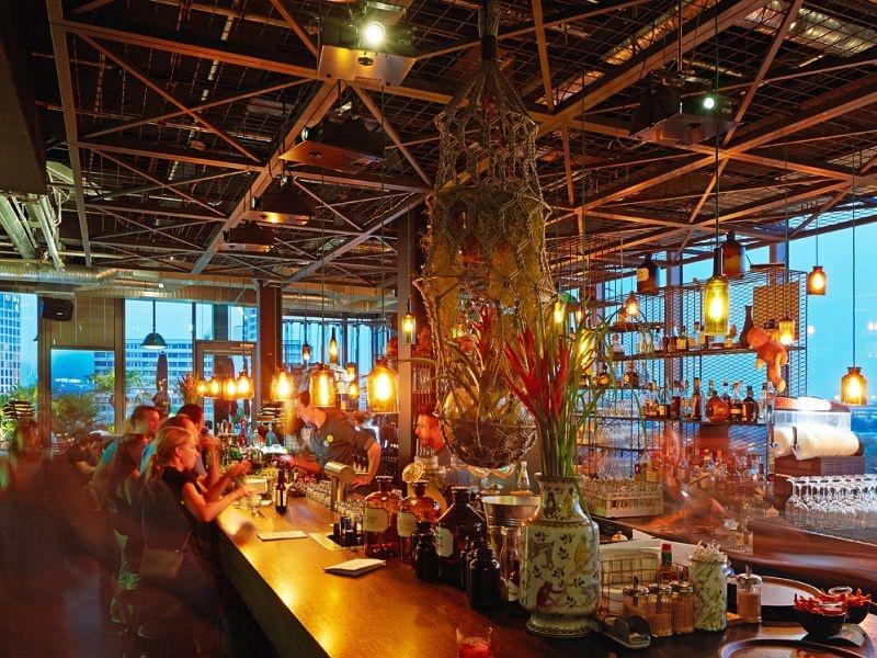 Monkey Bar, Берлин, Германия